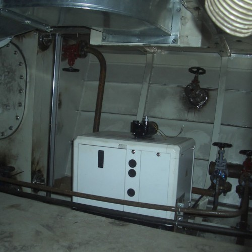 NB15-NB16 PATROL BOAT