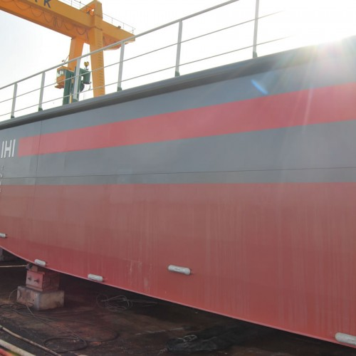 NB41 Positioning Barge-II 2014