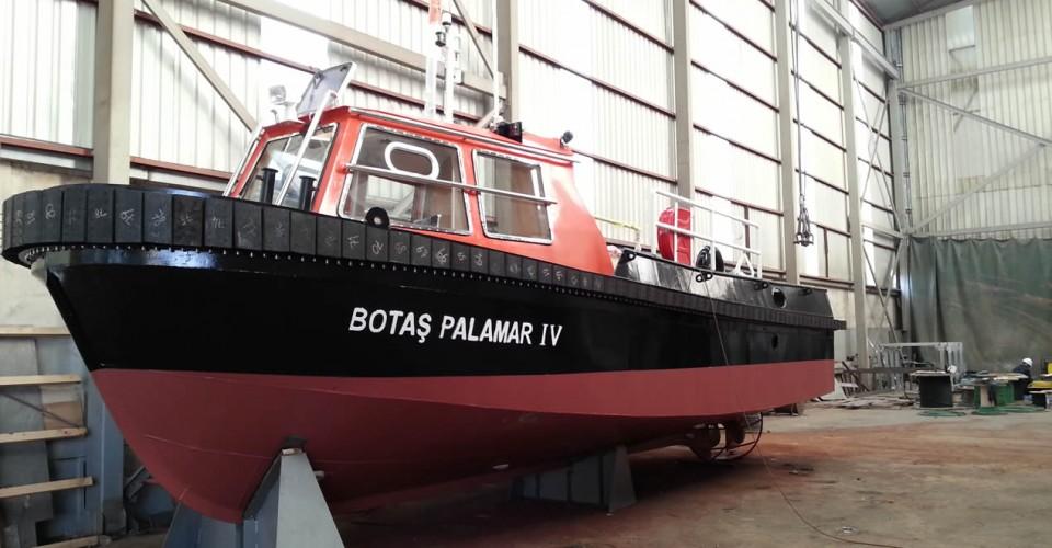 NB42 Botaş Palamar IV 2013